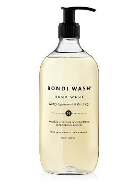 Bondi Wash Hand Wash Sydney Peppermint & Rosemary small image