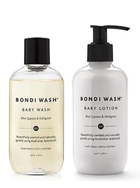 Bondi Wash Petite Baby Pamper Duo small image