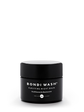 Bondi Wash Purifying Night Balm Buddhawood & Blackcurrant small image