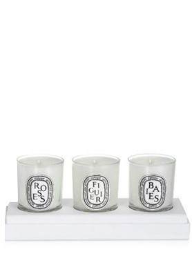 Diptyque Candle Kit 3 x 70g small image