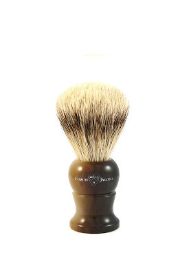 Edwin Jagger Super Badger Brush Round Small small image