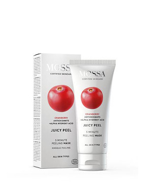 Mossa Juicy Peel 5 Minute Peeling Mask small image