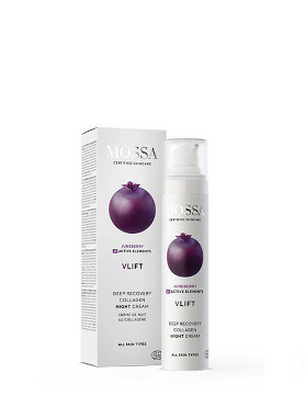 Mossa V-Lift Wrinke Resist Collagen Day Cream small image
