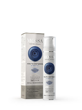 Mossa Youth Defence Moisturising Antioxidant Day Cream small image