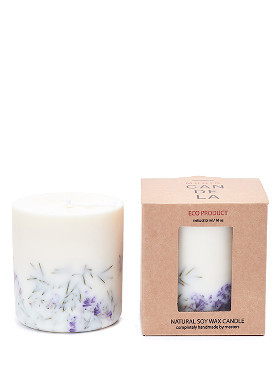 Munio Juniper and Limonium Candle small image