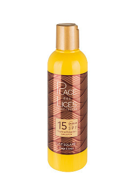 Place des Lices Lait Solaire Moyenne Protection SPF 15 small image