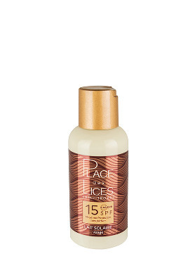 Place des Lices Lait Solaire Visage Moyenne Protection SPF 15 small image