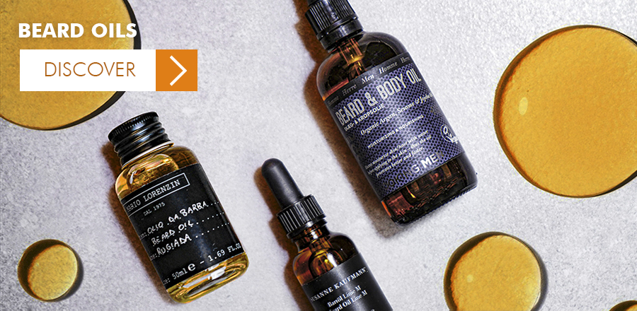 Beard and Moustanches Men Products